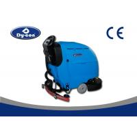 China Automatic Ground Floor Scrubber Dryer Machine Mobile Clean In Place Station wholesale