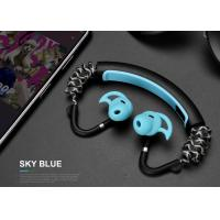 China Comfortable Neckband Bluetooth Headphones Behind The Neck Headphones With Mic wholesale