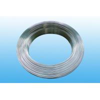 Quality Colorful Zn Coated Bundy Pipe , Galvanized Refrigeration Tube 4 X 0.5 mm for sale