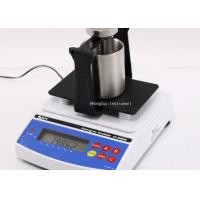 China Direct Reading Digital Density Meter / Density And Concentration Tester For Fuel Laboratory wholesale