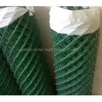China galvanized chain link fence( diamond wire mesh), PVC Coated Chain Link Fence wholesale