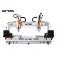 China Auto Screw Fastening Machine Double Screw Feeder 6 Axis Suction Type 0.02mm Accuracy on sale