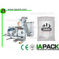 China Granule Open Mouth Automatic Sand Bagging Machine Bag Filling Scales wholesale