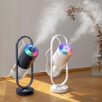 China 5V DC Air Freshener Humidifier / Air Aroma Diffuser 7 Colors Light Desktop For Office wholesale