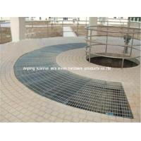 China High Tensile Metal Steel Stair Treads Grating Panels Custom Surface Treatment wholesale