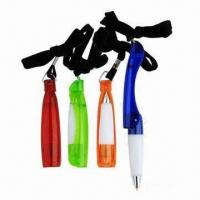 China Promotional Mini Ballpoint Pen with Keychain wholesale