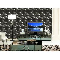 China Mould - Proof Removable home decoration wallpaper With Geometric Pattern wholesale