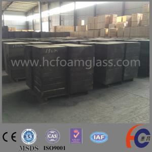 China foam glass insulation material wholesale