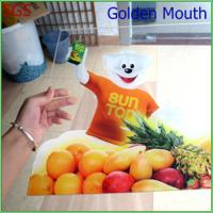 China Custom Flatbed UV Printing , UV Digital Printing For Clear Acrlyic Sign Box 120cm Max wholesale