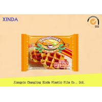 Quality PET / CPP Plastic Packaging Bags with Side / Bottom / Back / Three Edge Sealing Type for sale