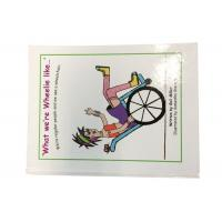 China Shiny Hard Cover Children Book , Saddle Stitch , For School Education , Children Reading wholesale