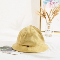 China Winter 58cm Terry Towel Bucket Hats With Customized Label wholesale