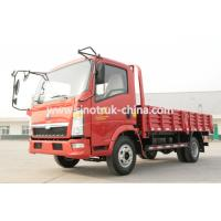 China Color Optional 4*2 Light Cargo Truck High Efficiency ZZ1127D3815C1 116HP 12 Tons wholesale