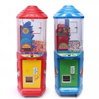 China Coin Operated Candy Game Kids Arcade Machine With Low Power Consumption wholesale