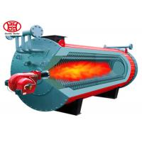 China Light Oil / Natural Gas Fired Thermal Fluid Heater Organic Heat Transfer Coil Heater wholesale