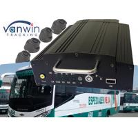 CCTV Wifi 3G 8 Channel Mobile DVR Auto Download GPS Tracking