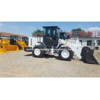 China SINOMTP LG938 Wheel Loader 3T Rated Loading Capacity YJ315 Transmission With 97kn Tractor Force wholesale
