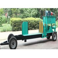 China Industrial Large Hard Tree Wood Log Splitter Machine CE Certification wholesale