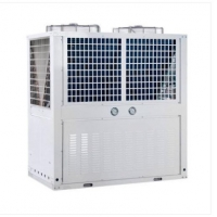 China IPX4 Evi Scroll Air To Water Heat Pumps With Spray Coating Housing wholesale