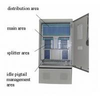 China Optical Cable Cross Connection Cabinet Without Jumper wholesale