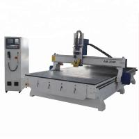 China HSD 7KW Spindle Woodworking CNC Machine 3d CNC Router For MDF , PVC wholesale