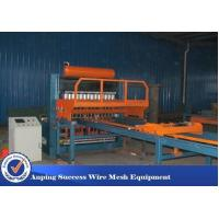China 60 Times / Min Three Wire Mesh Making Machine For Poultry Meshes Stable Performance wholesale