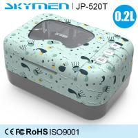China Portable Domestic Household Ultrasonic Cleaner , Ultrasonic Denture Cleaner on sale