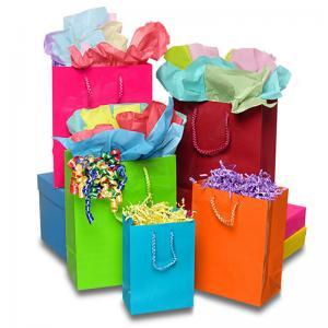 China Matte Laminate Jewelry Gift Bags / Custom-printed Jewellery Paper Bag wholesale