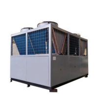 China IPX4 Evi Chiller Heat Pump With R410A Scroll Compressors wholesale