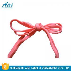 China Knit Polyester Elastic Band Fabric Cotton Tape Elastic Binding Tape wholesale
