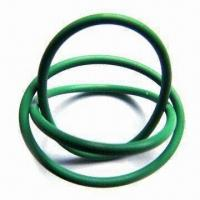 China O-ring Gasket, Made in 100% High-quality Silicone, OEM Sizes and Colors are Available wholesale