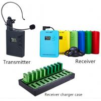 China Tour guide wireless audio system for travel agency and attractions wholesale