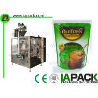 China Powder Sachet Packaging Machine / Powder Auger Filling Machine Bag Feeding wholesale
