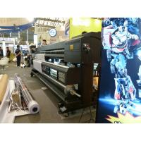 China Epson DX7 Eco Solvent A Starjet Printer 3.2M With 2880 Nozzles / 2 Printheads wholesale