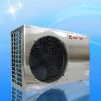 China 3HP Energy Efficient Heat Pumps Stainless Steel Shell Super Power Saving wholesale