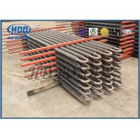 China Heater Exchange Parts Carbon Steel Boiler Fin Tube With Painted Surface Treat wholesale