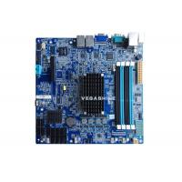 China Avoton Soc C2550 CPU 4 SATA2.0 and 9 SATA3.0 NVR mainboard for surveillance server wholesale