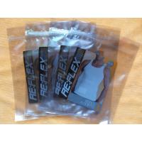 Resealable Clear Ziplock Bags Anti Static Packaging Personalized