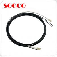 China Duplex LC Connector Outdoor Fiber Patch Cord For Base Station Application on sale