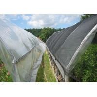 China Black Plastic Greenhouse Shade Netting For Agriculture , 4 x 100m wholesale