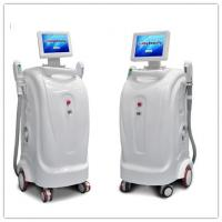 China Vertical Multifunctional Shr Hair Removal Machine With Dual Wavelength Limited wholesale