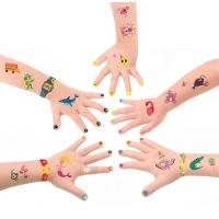 China Waterproof Childrens Transfer Tattoos , Childrens Temporary Tattoos Easy Remove wholesale