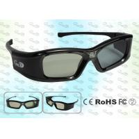 China Rechargeable Theater DLP LINK Active Shutter 3D Glasses wholesale