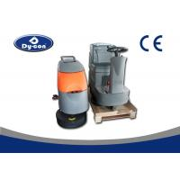 Quality Dycon 90 Litre Solution Tank Big Valume Cleaner , Floor Scrubber Dryer Machines for sale