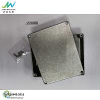 China Undrilled 1590BB Aluminum Case Enclosures Stomp Box For Guitar Effects Pedals on sale