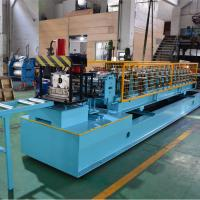China Hydraulic Cutting Roller Stations C Purlin Roll Forming Machine 1.5-3mm Thickness Galvanized Coil on sale