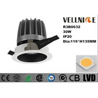 Buy cheap 30W High Quality Fixed Led Downlight With 24 / 36 / 60 Degree Beam Angles/R3B0632 from wholesalers