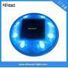 Buy cheap Solar Road Stud 8pcs LED Chip ASD-010 Solar Road Marker Solar Cat Eye Lights from wholesalers