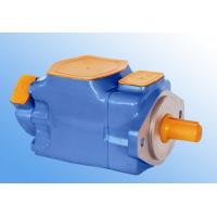 China 3525V 600 - 1500 Rpm Tandem Hydraulic Vane Pump with Water Glycol Fluid wholesale