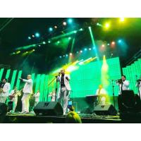 Buy cheap Stage Backdrop P3.9 Outdoor Rental LED Screen Waterproof Good Visual Effect from wholesalers